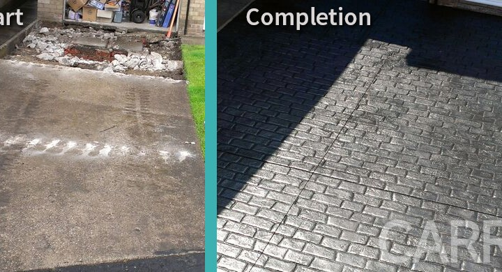 blog - Imprinted driveways